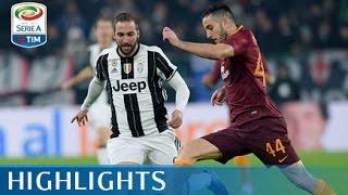 Juventus - Roma 1-0 - Highlights - Giornata 17 - Serie A TIM 2016/17