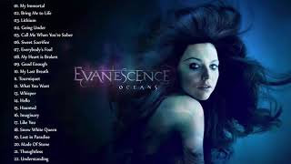 Evanescence Greatest Hits    2018   The Best Of Evanescence