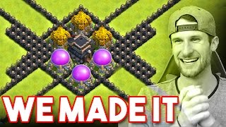 """Clash of Clans - FINALLY TOWNHALL 9 """"WE MADE IT"""" New Series"""