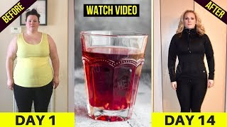 Just Take This 2 ingredients Korean Magical Drink To Loss Weight and Lose Belly Fat Overnight