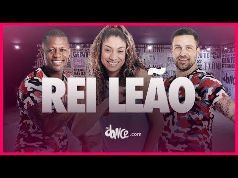 Rei leão - Psirico | FitDance TV (Coreografia) Dance Video