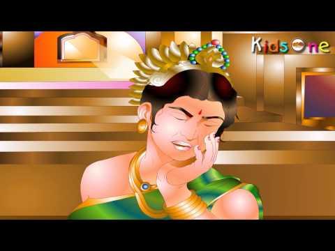 Hindu Festivals     History of Ganesh Chaturthi In Telugu     with Animation - KidsOne