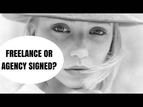 Modelling: Freelance or Agency Signed?
