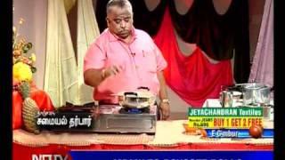 SAMAYAL DHARBAR - FISH FINGER -  EPI 1 - 2(2) - NDTV HINDU