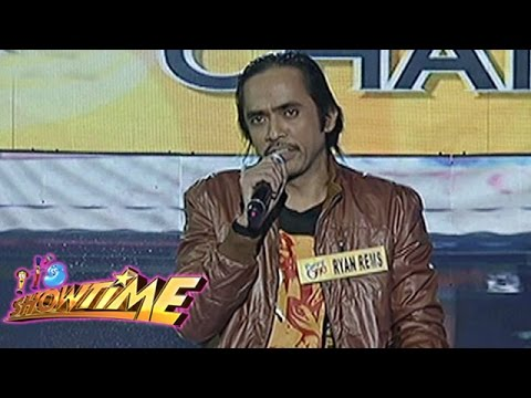 It's Showtime Funny One: Ryan Rems Sarita (Wildcard Round)