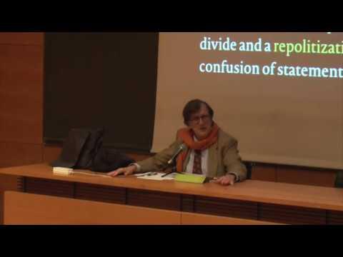 Bruno Latour, Anthropologies à l'époque de l'anthropocène