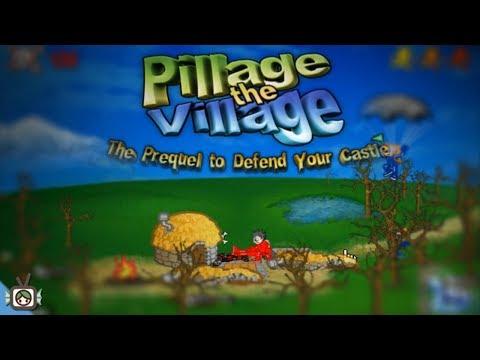 [플래시] Pillage the Village : 야! 어디가?!! 죽어!!
