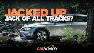 Jack of all tracks? | 2018 Volkswagen Passat Alltrack review