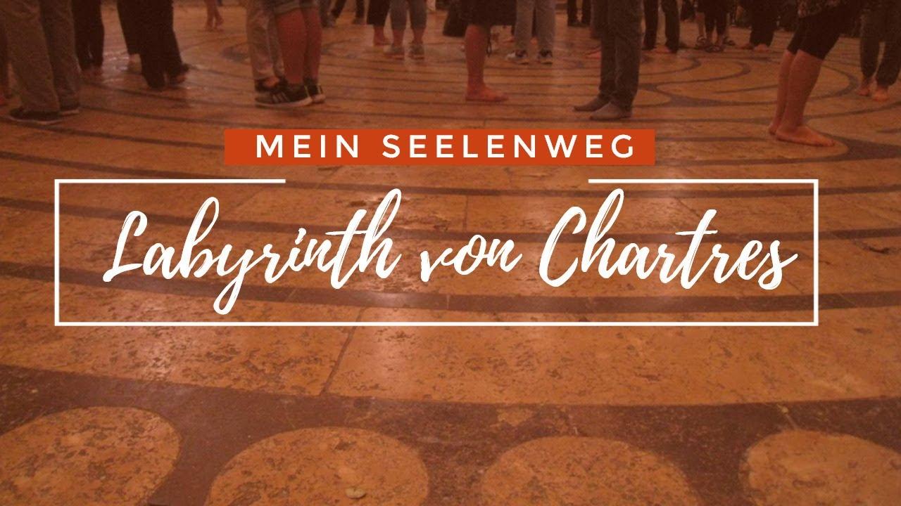 Das Labyrinth von Chartres - Schmerz | Seele | Spiritualität