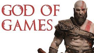 GOD OF GAMES  - God of war - game insight