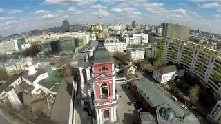 видео Московская церковь Девяти мучеников Кизических