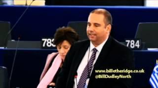 Europe2020: EU Superstate rearing its ugly head - UKIP MEP Bill Etheridge