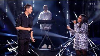 THE VOICE : Mentissa ft. Grand Corps Malade - Derrière le brouillard - the voice france 2021 finale