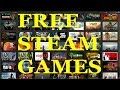 GET ANY STEAM GAME FOR FREE  WORKING 2017-2018