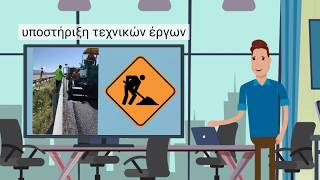 Topomap, τεχνικές μελέτες και έργα