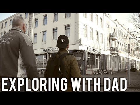 EXPLORING WWII WITH DAD IN ROTTERDAM - May 1940 Then & Now's