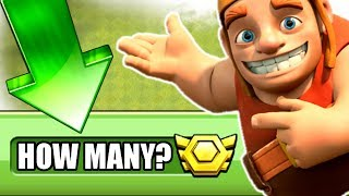 THE GOLDEN TIME IN CLASH OF CLANS!!