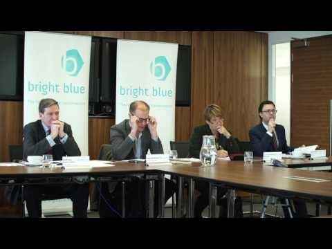 Human Rights & Conservatism Project: Disability Oral Evidence Session