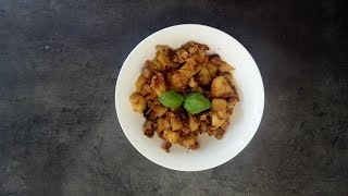 Marinated Baked PORK with POTATOES and MUSHROOMS | Easy Recipe