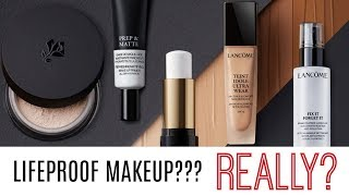 HIT OR MISS? Testing Lancome