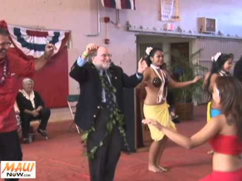 Dance International  performs at Maui Inauguration Neil Abercrombie - December 11, 2010