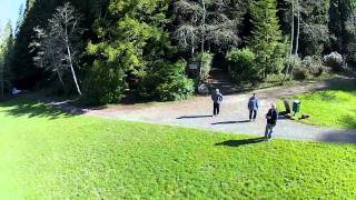 XP2 Quadcopter - Maiden Flight - Redwood Park, Arcata, California
