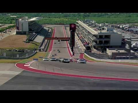 Lamborghini Super Trofeo North America - Round 1 COTA Highlights