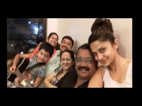 Jennifer Winget with her Real Family - YouTube