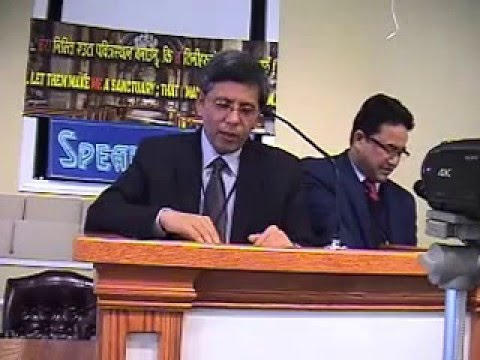 (Holy Convocation, El-Shaddai USA) Message by Bro Neville