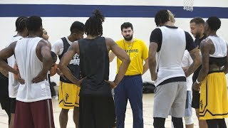London Lightning new coach focused on defence