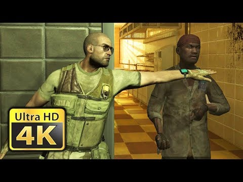 Splinter Cell: Double Agent - Old Games In 4K