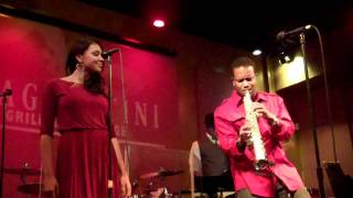 """Download Video Andre Delano performs """"SoulTie"""" Feat Briana Lee On Vocals Live at Spaghettinis MP3 3GP MP4"""