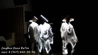 Фаер шоу, ExTra, световое шоу Коничиуа