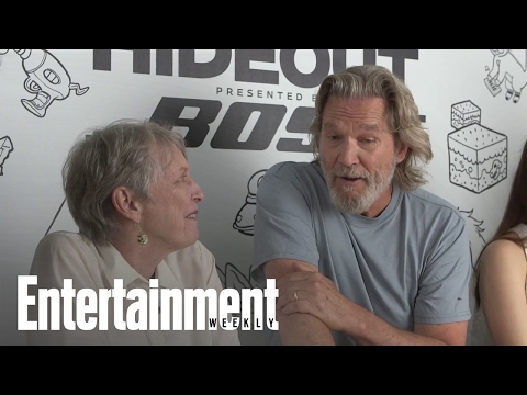 Comic-Con 2014: 'The Giver' - Jeff Bridges, Lois Lowry on long journey from page to screen
