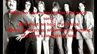 ToTo -  Make Believe (Lyrics)