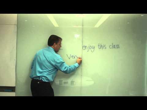 Learn how to use 'enjoy' with Teacher Jim
