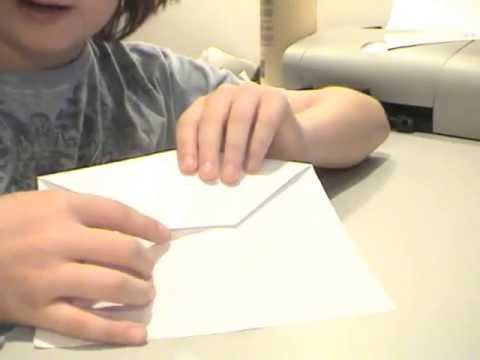 How to Make One of the World's Best Paper Airplane Gliders