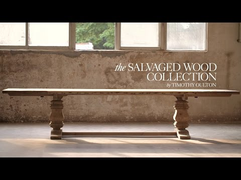 The Salvaged Wood Collection