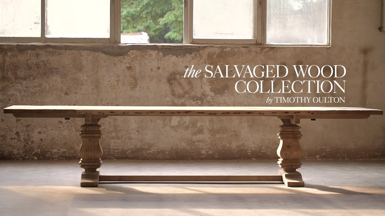 The Salvaged Wood Collection   YouTube