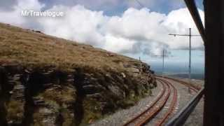 snaefell mountain railway from douglas to the summit