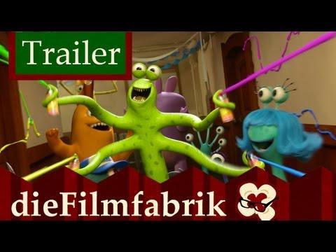 DIE MONSTER UNI Trailer Deutsch German