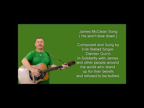 James McClean (He Won't Bow Down}