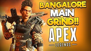 Bangalore MAIN!! - Wins: 8 ATM - Apex Legends LIVE