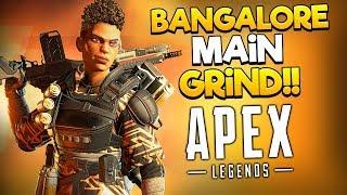 Bangalore MAIN!! - Wins: 8 ATM - Apex Legends LIVE