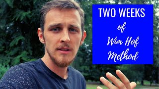 How Did The W M HOF METHOD Cure My Depression Personal Story Breathwork Rant 1