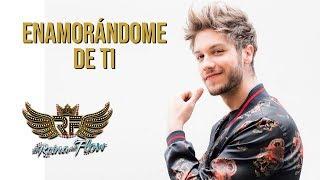 Enamorándome de ti - Erick (David Botero) La Reina del Flow 🎶 Canción oficial - Letra | Caracol TV