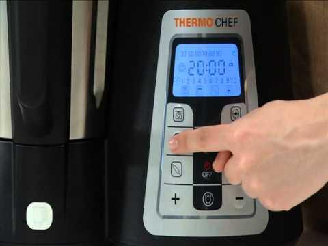 ThermoChef - Crema di zucchine