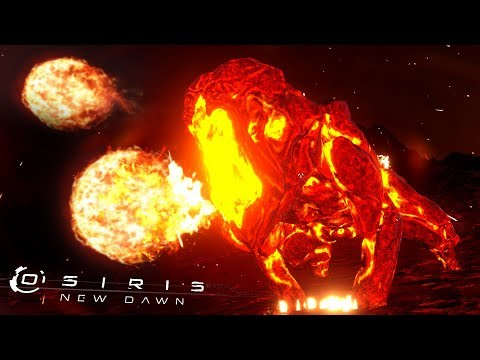 Osiris New Dawn - WE FINALLY FOUND THIS THING...AND IT'S TERRIFYING! - Osiris New Dawn Gameplay