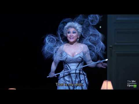 The MET: Live in HD 2018 - Cendrillon (Cinderella) excerpt