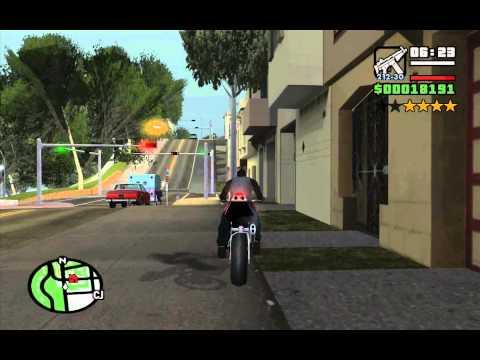 Save game 100% completo de GTA San Andreas PC